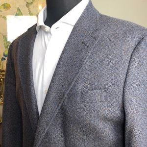 Large Joseph Abboud Blazer with Elbow Patches